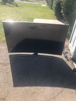 "Samsung 65"" curved tv for Sale in El Cajon, CA"