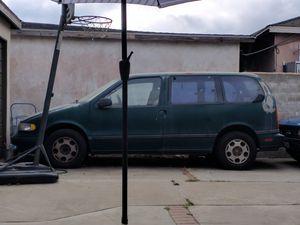 Mini van runs good for Sale in Inglewood, CA