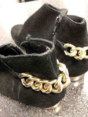 Black boots for Sale in Miami, FL