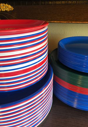 Melamine Plates for Sale in Spokane, WA