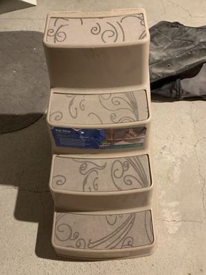 Pet steps for Sale in East Providence, RI