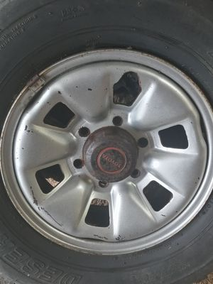 Toyota Tundra stock rims for Sale in Yalesville, CT