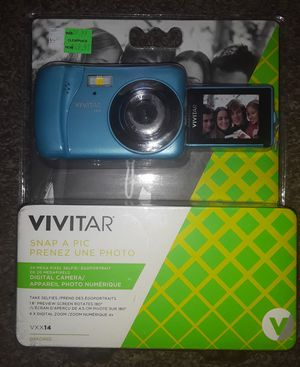 New Vivitar 20 megapixel digital camera for Sale in Columbus, MS