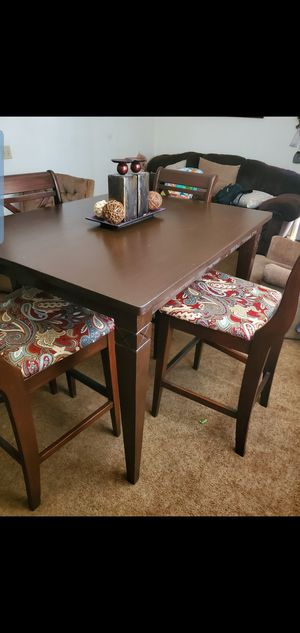 Dining set, 4 chairs for Sale in Phoenix, AZ