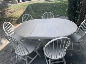 6 chair dining set for Sale in Lexington, KY