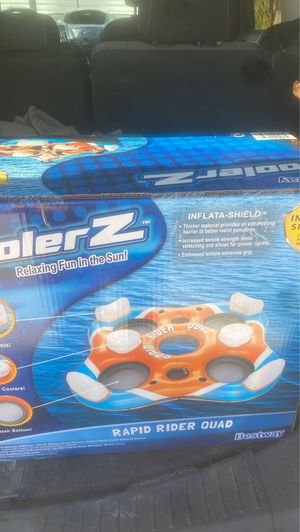 Coolerz 4 person floaty for Sale in Riverside, CA