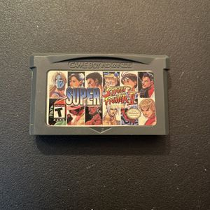 Game Boy Advance Street Fighter for Sale in Spring, TX