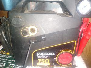 Jump starter + compressor for Sale in Palmdale, CA