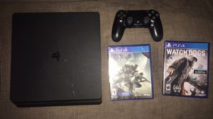 PS4 Slim 1TB /PS3 Console Bundle for Sale in Nashville, TN