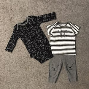 Carter's 3 Piece Set Daddy's Best Friend for Sale in Evesham Township, NJ