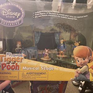 Winnie The Pooh Musical Stage for Sale in Hammonton, NJ