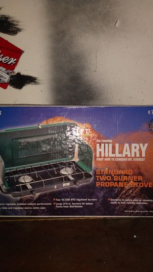 Hillary standard propane stove for Sale in Oakland, CA