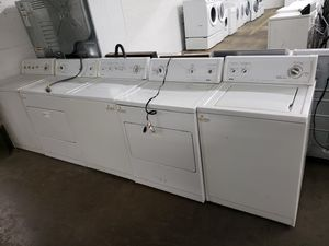Kenmore washer and dryer sets starts at 350 for Sale in South Euclid, OH