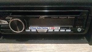 JVC KD-R985BTS Car stereo, AM, FM, CD, Bluetooth for Sale in Riverside, CA