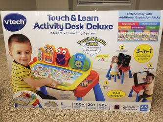 New In Box Vtech Activity Learning Desk for Sale in Anderson Island,  WA