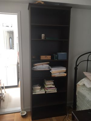 3 Mahogany bookshelves for Sale in Queens, NY