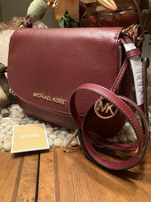 Michael kors handbag crossbody satchel purse NEW for Sale in Rowlett, TX