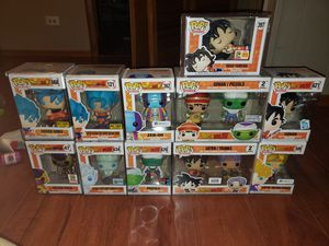 DragonBall Z Funko Pop for Sale in Melrose Park, IL
