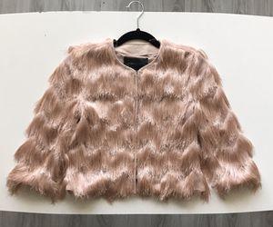 BCBGMaxAzria Jaxon Crochet Fringe Jacket for Sale in Las Vegas, NV