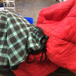 Golden Bear Pacifica Sleeping Bags for Sale in Ramona, CA