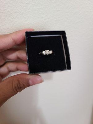 Diamond 14k ring for Sale in Hillsboro, OR