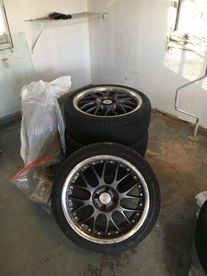 Mini Cooper Performance Wheels and Tires for Sale in Lavallette, NJ