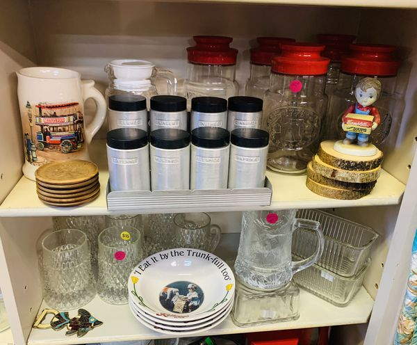 My Retro Kitchen Rummage Sale