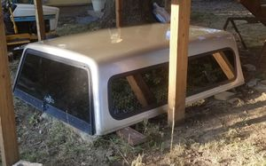 F 150 camper shell for Sale in Tulsa, OK