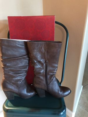Carlos Santana Ladies Boots for Sale in Corona, CA