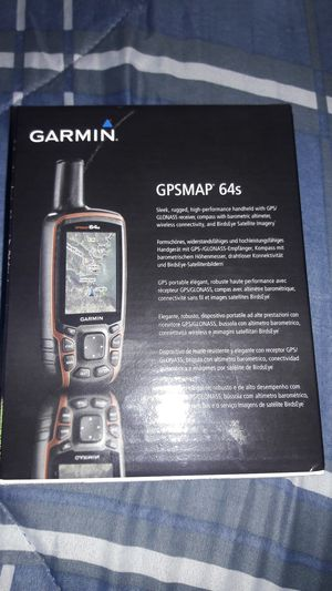 GPSMAP 64s for Sale in Baltimore, MD