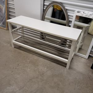 White Wall Table for Sale in Washington, DC