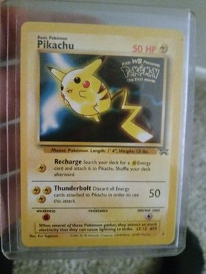 Pokemon Pikachu Offer Up for Sale in Millbrae, CA