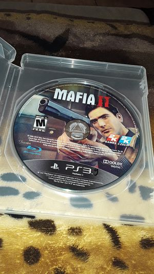 Mafia II PS3 for Sale in San Bernardino, CA
