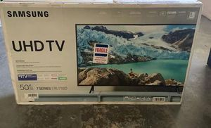 "SAMSUNG 50"" TV QN65Q6DRAFX 😱😱😱😱😱🤯🤯🤯🤯🤯🖥📺 J for Sale in Los Angeles, CA"