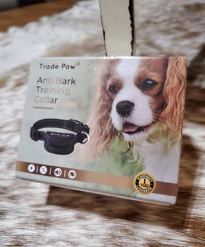 Bark training collar for Sale in Thompson's Station, TN