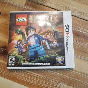 Harry Potter Lego Nintendo 3ds Game for Sale in Fort Lauderdale, FL