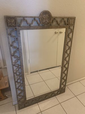 Mirror - wrought iron - beautiful and Big for Sale in Glendale, AZ