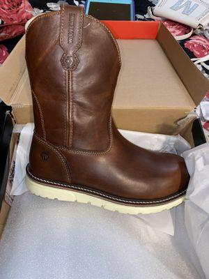 Wolverine Boots Work Men's 9.5 for Sale in Princeton, FL