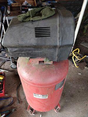 6 hp air compressor craftsman for Sale in Seattle, WA