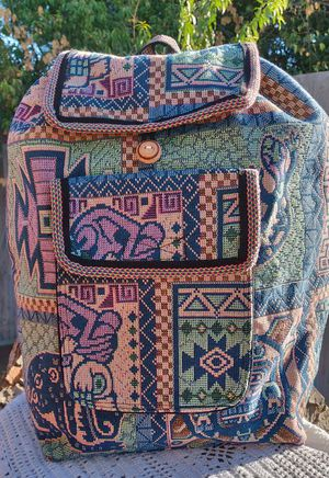 Backpack Artesanal for Sale in San Bernardino, CA
