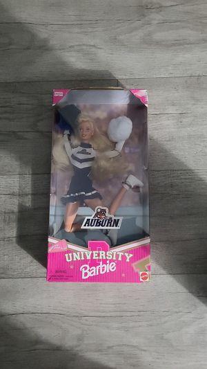 Auburn University Barbie for Sale in San Diego, CA