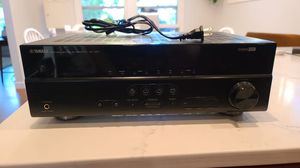 Yamaha 5.1 receiver with 4 HDMI in / 1 out for Sale in Portland, OR