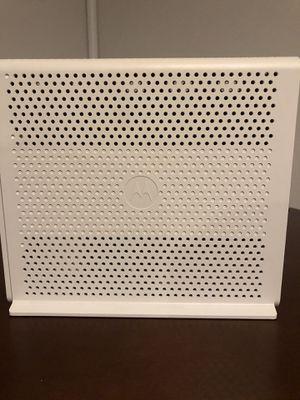 Motorola SBG6782-ACH Modem for Sale in Cleveland, OH