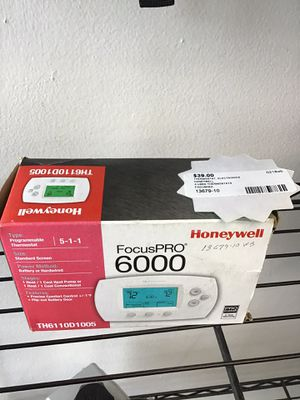 Thermostat $39 (Rj Cash Pawnshop 2505 Nw 183rd St) for Sale in Miami Gardens, FL