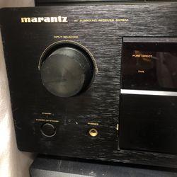 Marantz Sr7500 7.1 Home Theater Receiver Amplifier for Sale in Vista,  CA