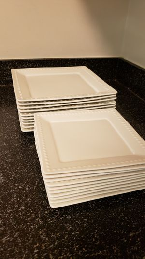 Dinning plate set for Sale in Rockville, MD