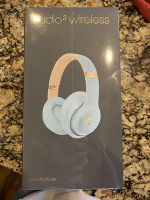 Beats Studio 3 Wireless Headphones for Sale in Gilbert, AZ