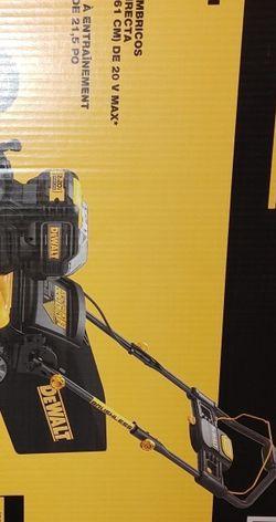 Dewalt 20v BRUSHLESS XR Push Mower for Sale in Portland,  OR