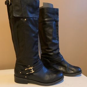Women's Black Knee High Boots for Sale in Danbury, CT