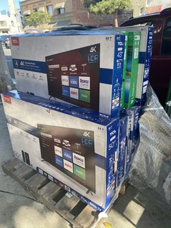 """TCL 43"""" TV Smart TV for Sale in Long Beach,  CA"""
